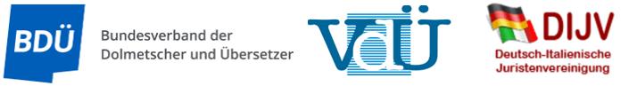 Logo Verband VDÜ